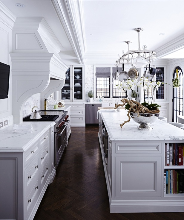 Galley Kitchen Ideas 2016: Everyday Aesthetic
